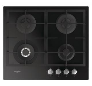 Plynová varná deska Whirlpool černá GOFL629NB černá černá
