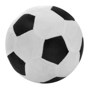 Plyšový fotbalový míč Barva: černá