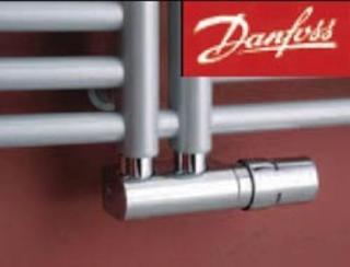 P.M.H. Danfoss ventil VHX/RTX DUO chrom - 013G4379
