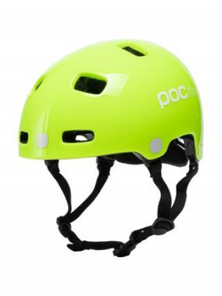 POC Cyklistická helma Pocito Crane Mips 10570 8234 Zelená M_L
