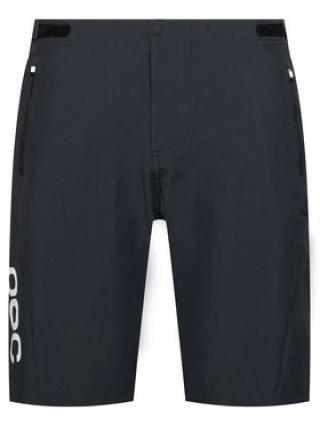 POC Sportovní kraťasy Mtb Essential Enduro Light Shorts 52835 Černá Regular Fit pánské S