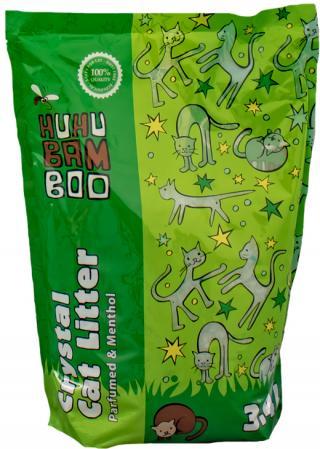 Podestýlka Huhubamboo silikon mentol 3,4l