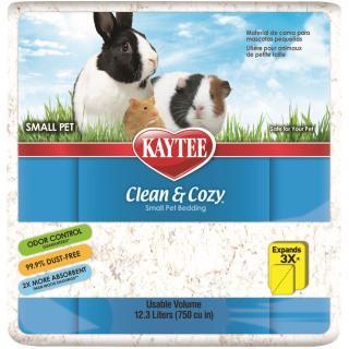 Podestýlka Kaytee CLEAN&COZY 12.3L