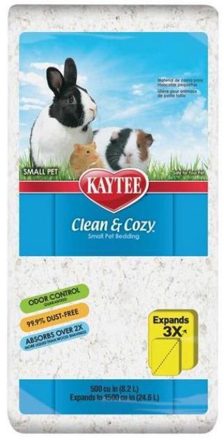 Podestýlka Kaytee CLEAN&COZY 24,6L