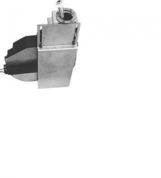 Podomítkové těleso Hansa 53060300 chrom