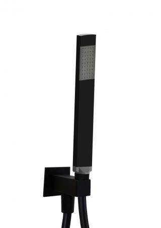 Podomítkový vývod Swiss Aqua Technologies B-Way se sprchovým setem černá SATBSPVSBW černá černá