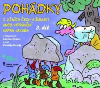 Pohádky z Jižních Čech a Šumavy aneb Vyprávění kapra Jakuba 3 - audiokniha
