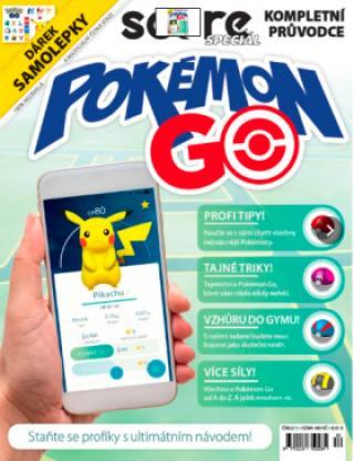 Pokémon GO – Staňte se profíky s ultimátním návodem! - kolektiv autorů
