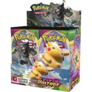 Pokémon TCG: Sword and Shield Vivid Voltage - Booster