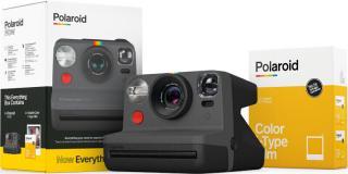 Polaroid Now Černá Black