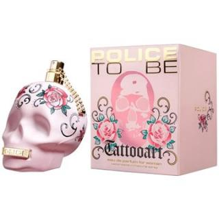 POLICE TO BE Tattooart For Her EdT