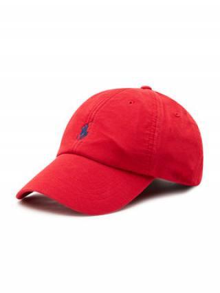 Polo Ralph Lauren Kšiltovka Classic Sport Cap 710834740004 Červená 00
