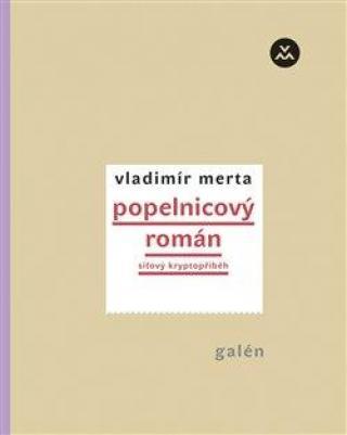 Popelnicový román -- Síťový kryptopříběh - Merta Vladimír
