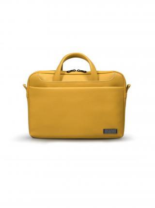PORT DESIGNS ZURICH toploading brašna 13,3/14'', žlutá dámské transparentní