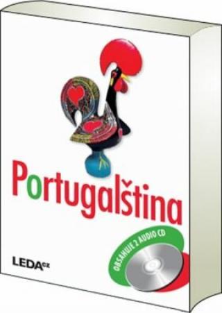 Portugalština   2CD - Ludmila Mlýnková, Jindrová J., Schalková E.