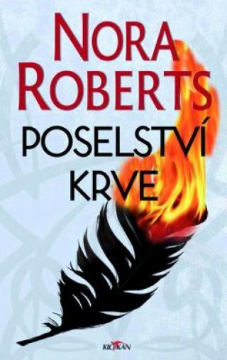 Poselství krve - Nora Robertsová