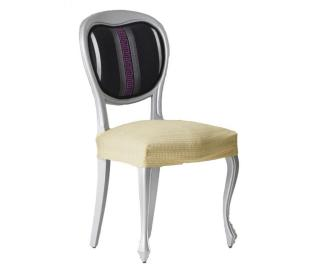 Potah na židli Aquiles  Beige 40x40 cm Krémová 40x40 cm