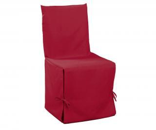 Potah na židli Essential Red Červená