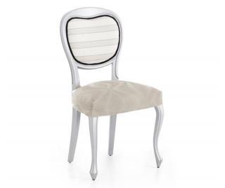 Potah na židli Iria  Ecru 40x40 cm Krémová 40x40 cm