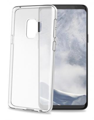 Pouzdro CELLY Gelskin pro Samsung Galaxy J4 , transparentní