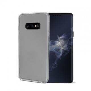 Pouzdro CELLY Gelskin pro Samsung Galaxy S10e, transparentní