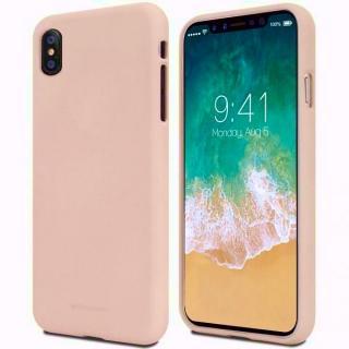 Pouzdro Mercury Soft feeling Apple iPhone XR, pink