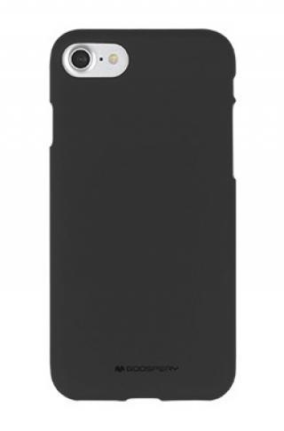 Pouzdro Mercury Soft Feeling pro Huawei Y5p, černá