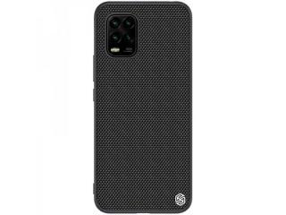 Pouzdro Nillkin Textured Case pro Xiaomi Mi 10 Youth/Mi 10 Youth 5G/Mi 10 Lite 5G, černá