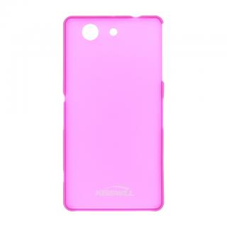 Pouzdro Slim Protective 0,3 mm na Sony Xperia Z3  Compact růžové