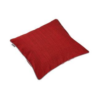 Povlak na polštář venkovní, červený
