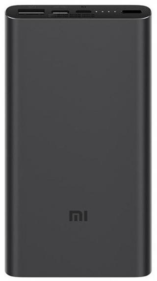 Powerbanka Xiaomi 10 000mAh Mi Power Bank 3 18W černá