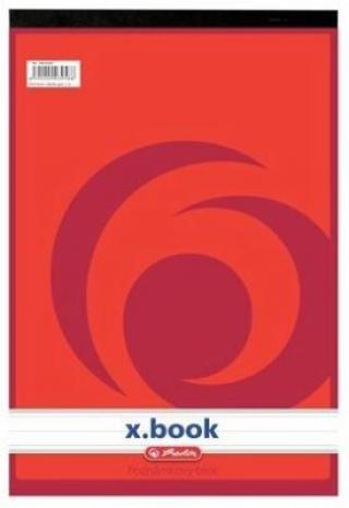 Poznámkový blok A5 linkovaný