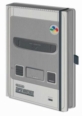 Poznámkový blok Nintendo