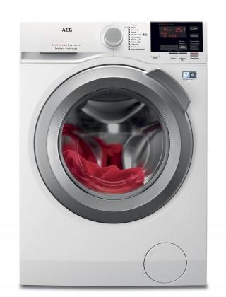 Pračka předem plněná pračka předem plněná aeg prosense l6fbg48sc, a   ,8kg