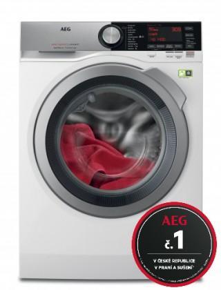 Pračka předem plněná pračka s předním plněním aeg softwater l9fec49sc, a   , 9 kg