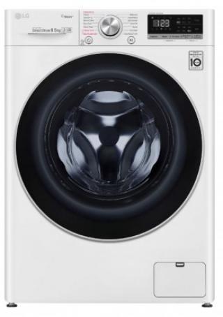 Pračka předem plněná pračka s předním plněním lg f2wn5s6s1, a   , 6,5 kg, pára, slim