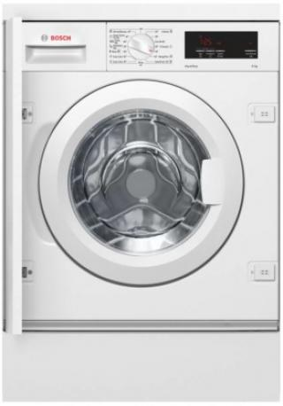 Pračka předem plněná vestavná pračka bosch wiw24341eu, 8 kg,a