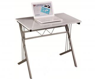 Pracovní stůl Geometrical Bílá