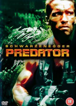 Predátor  - DVD