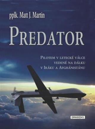 Predátor - Martin Matt J.