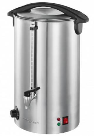 Překapaváč kávy automat na horké nápoje proficook hga 1111, 16l