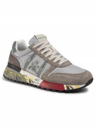 Premiata Sneakersy Lander 4561 Šedá pánské 40