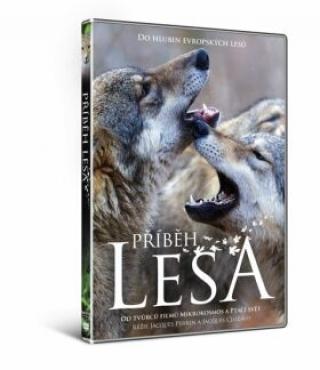 Příběh lesa DVD