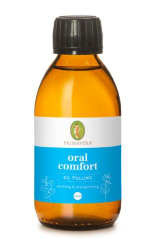 Primavera Olej na ústní hygienu BIO Oral Comfort  200 ml