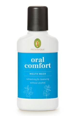 Primavera Osvěžující ústní voda bez obsahu alkoholu Oral Comfort  250 ml