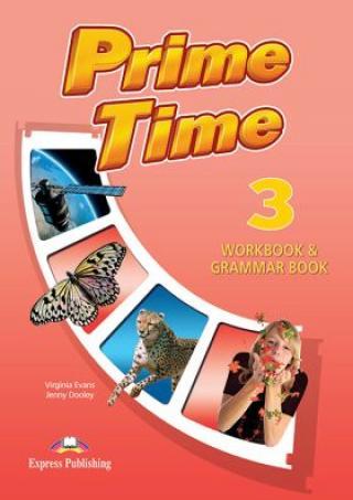 Prime Time 3 - workbookandgrammar with Digibook App.   ieBook