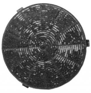 Příslušenství pro odsavače par uhlíkový filtr concept 61990424 k odsavačům par