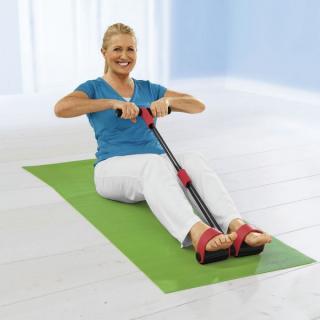 Přístroj na trénování břicha