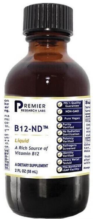 PRL B12-ND 54 ml pánské