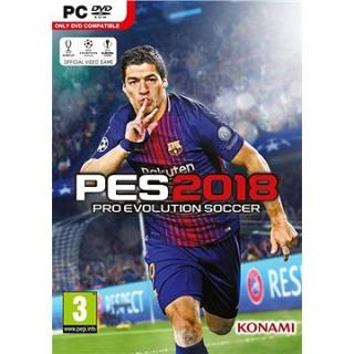 Pro Evolution Soccer 2018 (PC) DIGITAL